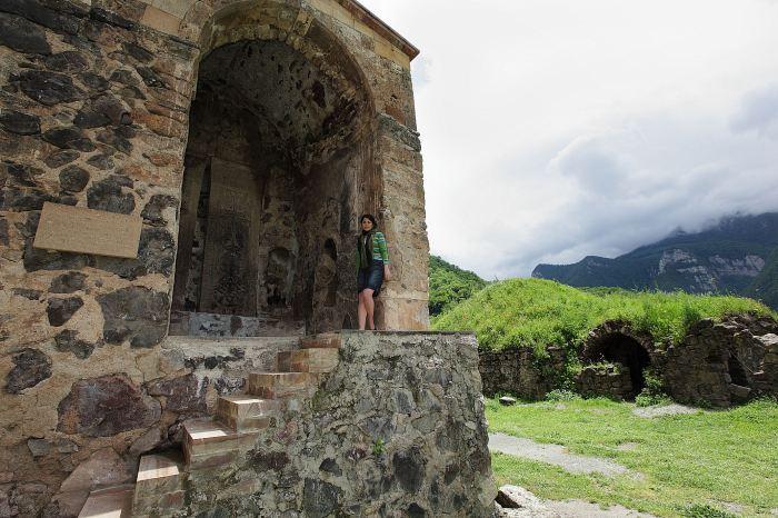 Dadivank Artsakh Nagorno Karabakh