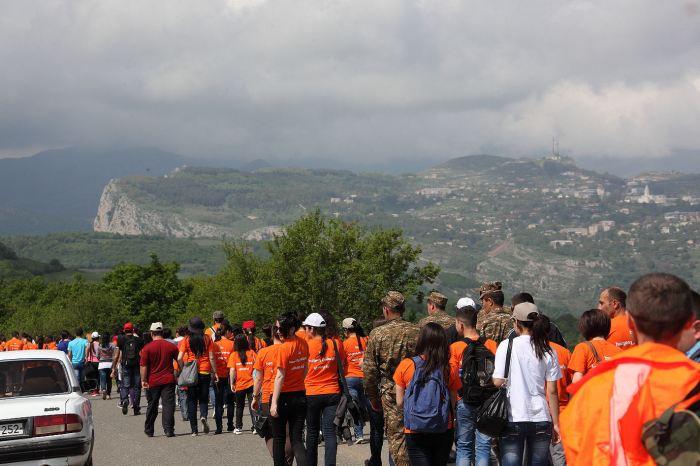 Artsakh Nagorno Karabakh Stepanakert Shushi Caucasus Armenia