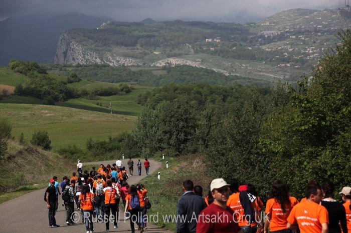 20th Anniversary liberation Shushi Artsakh Nagorno Karabakh