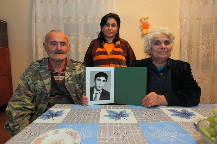 Grigoryan missing soldier Stepanakert Artsakh Nagorno Karabakh