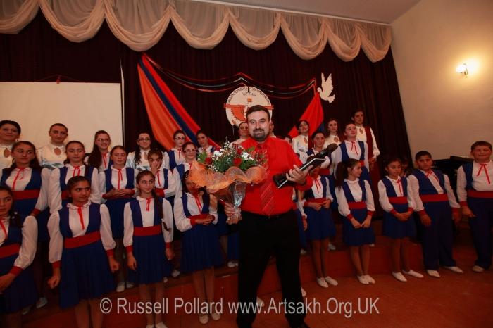 Zakar Keshishyan shushi music Artsakh Nagorno Karabakh