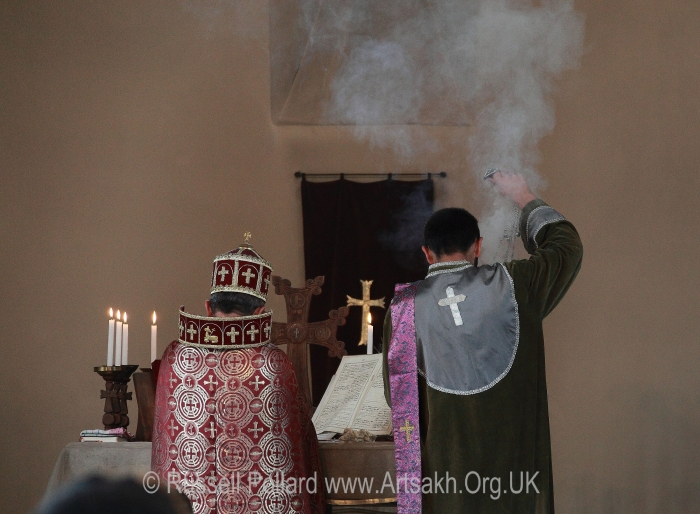 Armenian Apostolic church stepanakert Artsakh Nagorno Karabakh