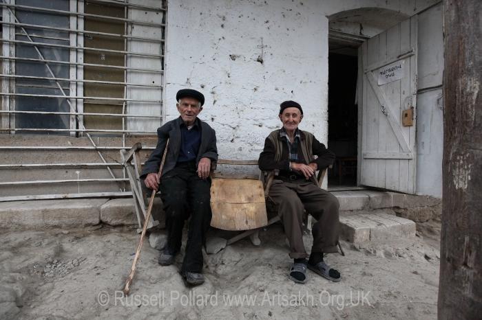 Artsakh village Nagorno Karabakh