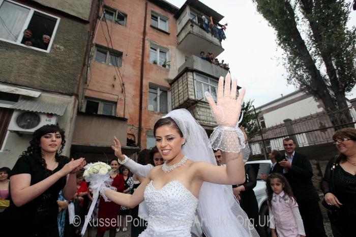 wedding day stepanakert Artsakh Nagorno Karabakh