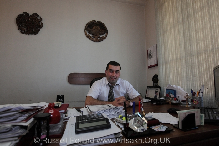Nagorno Karabakh Artsakh Bank